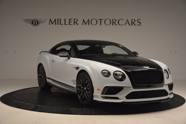 New 2017 Bentley Continental GT Supersports for sale Sold at Aston Martin of Greenwich in Greenwich CT 06830 11