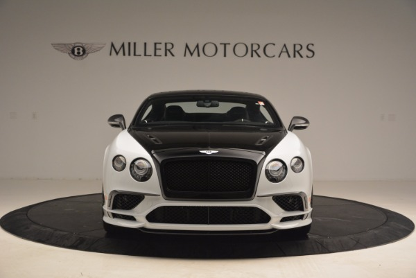 New 2017 Bentley Continental GT Supersports for sale Sold at Aston Martin of Greenwich in Greenwich CT 06830 12