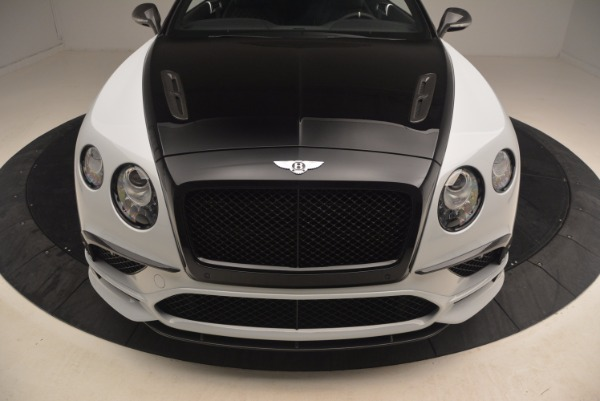 New 2017 Bentley Continental GT Supersports for sale Sold at Aston Martin of Greenwich in Greenwich CT 06830 16