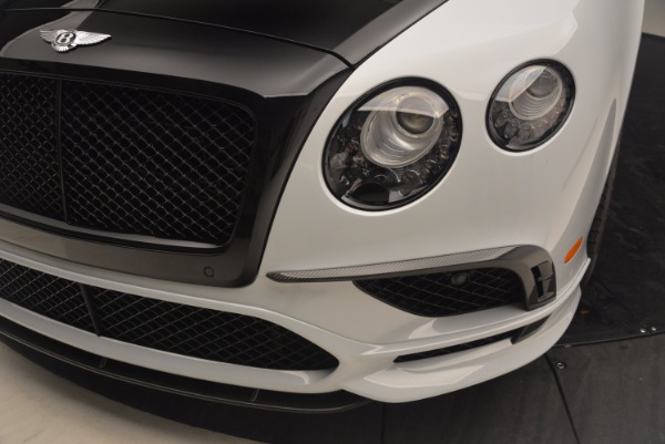 New 2017 Bentley Continental GT Supersports for sale Sold at Aston Martin of Greenwich in Greenwich CT 06830 17