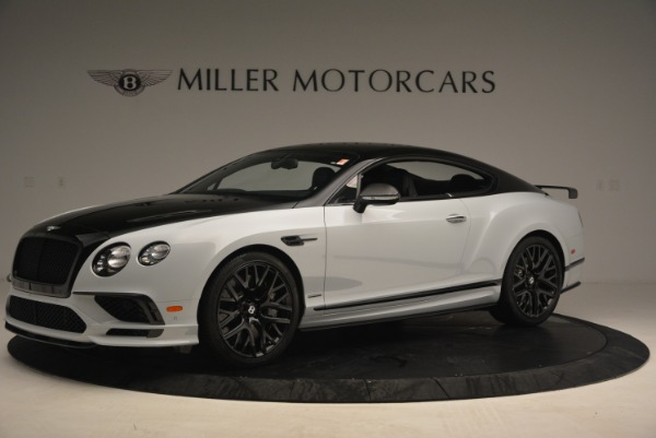 New 2017 Bentley Continental GT Supersports for sale Sold at Aston Martin of Greenwich in Greenwich CT 06830 2