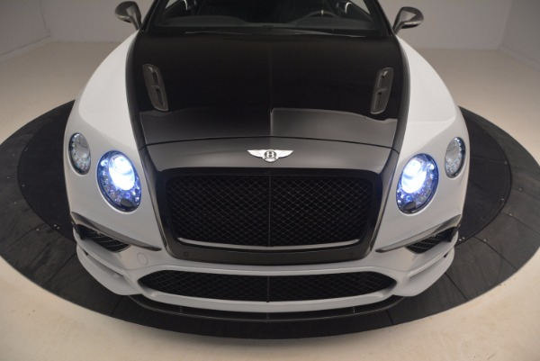 New 2017 Bentley Continental GT Supersports for sale Sold at Aston Martin of Greenwich in Greenwich CT 06830 20
