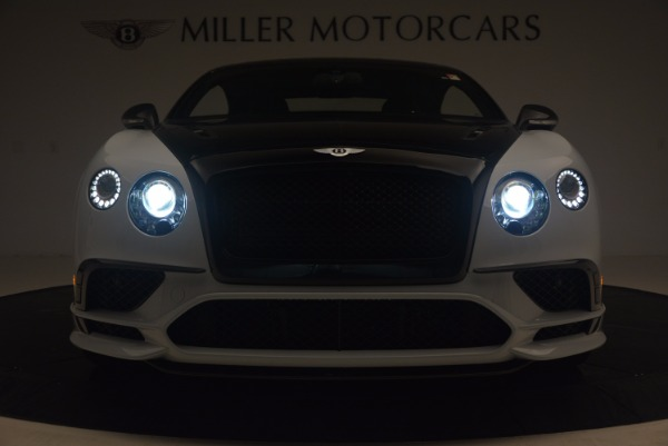 Used 2017 Bentley Continental GT Supersports for sale Call for price at Aston Martin of Greenwich in Greenwich CT 06830 22
