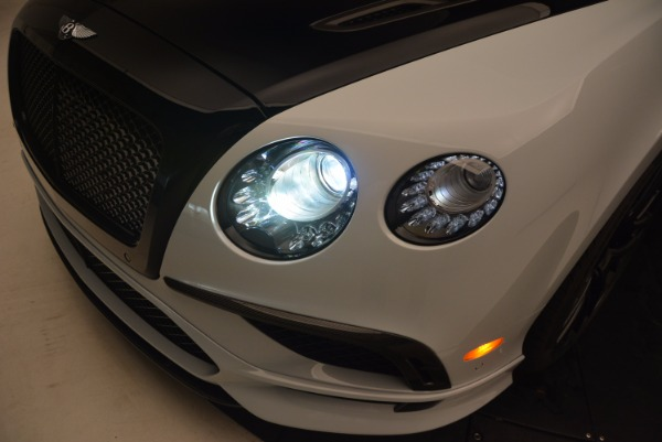 New 2017 Bentley Continental GT Supersports for sale Sold at Aston Martin of Greenwich in Greenwich CT 06830 23