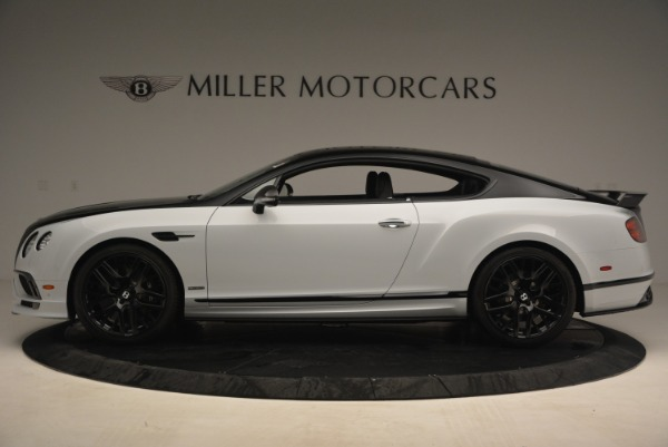 New 2017 Bentley Continental GT Supersports for sale Sold at Aston Martin of Greenwich in Greenwich CT 06830 3
