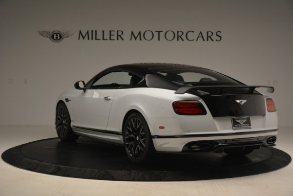 New 2017 Bentley Continental GT Supersports for sale Sold at Aston Martin of Greenwich in Greenwich CT 06830 5