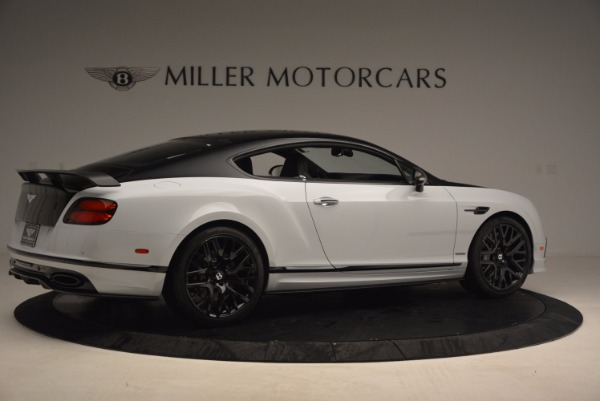 New 2017 Bentley Continental GT Supersports for sale Sold at Aston Martin of Greenwich in Greenwich CT 06830 8
