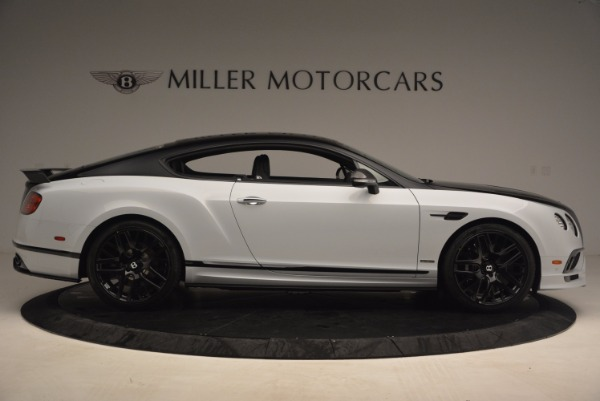 New 2017 Bentley Continental GT Supersports for sale Sold at Aston Martin of Greenwich in Greenwich CT 06830 9