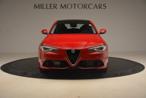 New 2017 Alfa Romeo Giulia Ti Sport Q4 for sale Sold at Aston Martin of Greenwich in Greenwich CT 06830 11