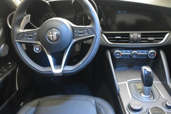 New 2017 Alfa Romeo Giulia Ti Q4 for sale Sold at Aston Martin of Greenwich in Greenwich CT 06830 20