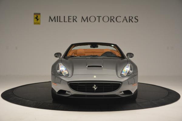 Used 2010 Ferrari California for sale Sold at Aston Martin of Greenwich in Greenwich CT 06830 12