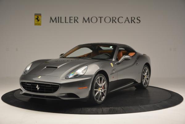 Used 2010 Ferrari California for sale Sold at Aston Martin of Greenwich in Greenwich CT 06830 13