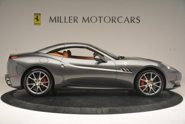 Used 2010 Ferrari California for sale Sold at Aston Martin of Greenwich in Greenwich CT 06830 21