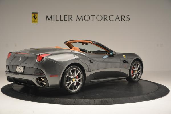 Used 2010 Ferrari California for sale Sold at Aston Martin of Greenwich in Greenwich CT 06830 8