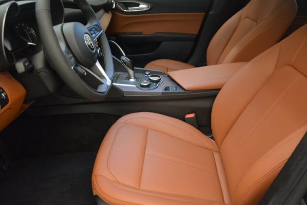 New 2017 Alfa Romeo Giulia Ti Q4 for sale Sold at Aston Martin of Greenwich in Greenwich CT 06830 14