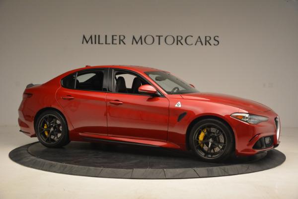 Used 2017 Alfa Romeo Giulia Quadrifoglio for sale Sold at Aston Martin of Greenwich in Greenwich CT 06830 10