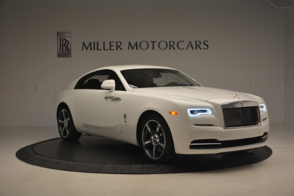 Used 2017 Rolls-Royce Wraith for sale Sold at Aston Martin of Greenwich in Greenwich CT 06830 11