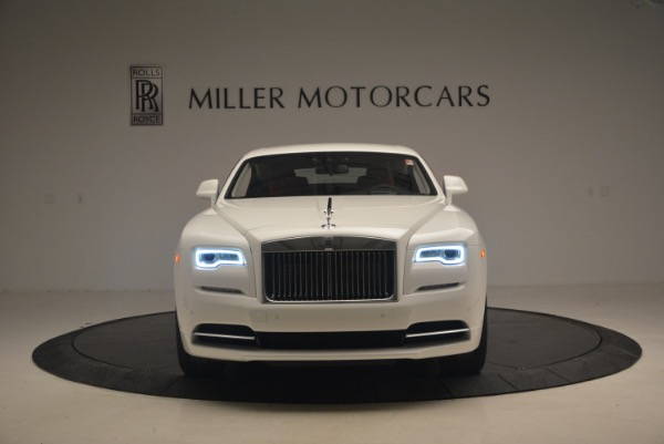 Used 2017 Rolls-Royce Wraith for sale Sold at Aston Martin of Greenwich in Greenwich CT 06830 12
