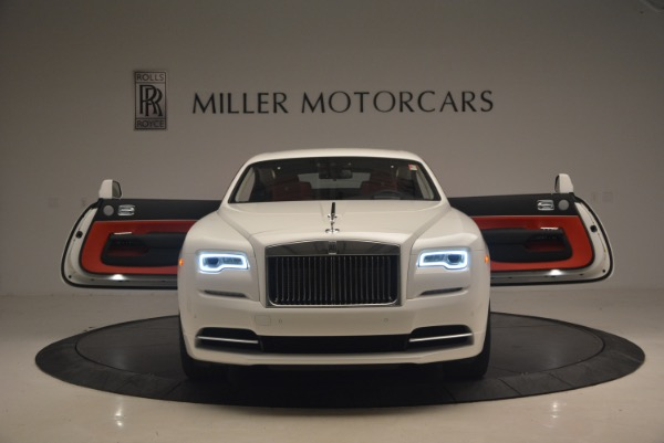 Used 2017 Rolls-Royce Wraith for sale Sold at Aston Martin of Greenwich in Greenwich CT 06830 13