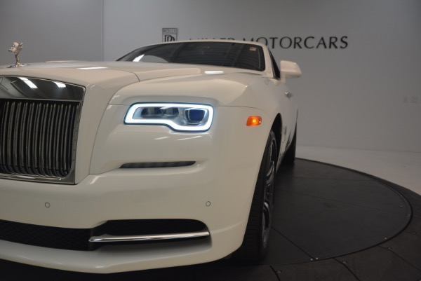 Used 2017 Rolls-Royce Wraith for sale Sold at Aston Martin of Greenwich in Greenwich CT 06830 16