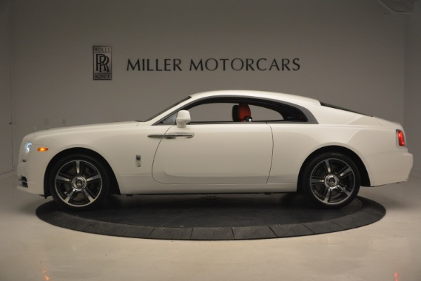 Used 2017 Rolls-Royce Wraith for sale Sold at Aston Martin of Greenwich in Greenwich CT 06830 3