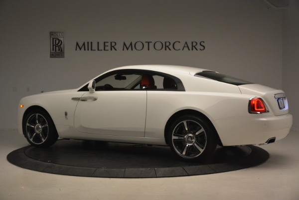 Used 2017 Rolls-Royce Wraith for sale Sold at Aston Martin of Greenwich in Greenwich CT 06830 4