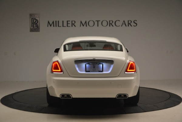 Used 2017 Rolls-Royce Wraith for sale Sold at Aston Martin of Greenwich in Greenwich CT 06830 6