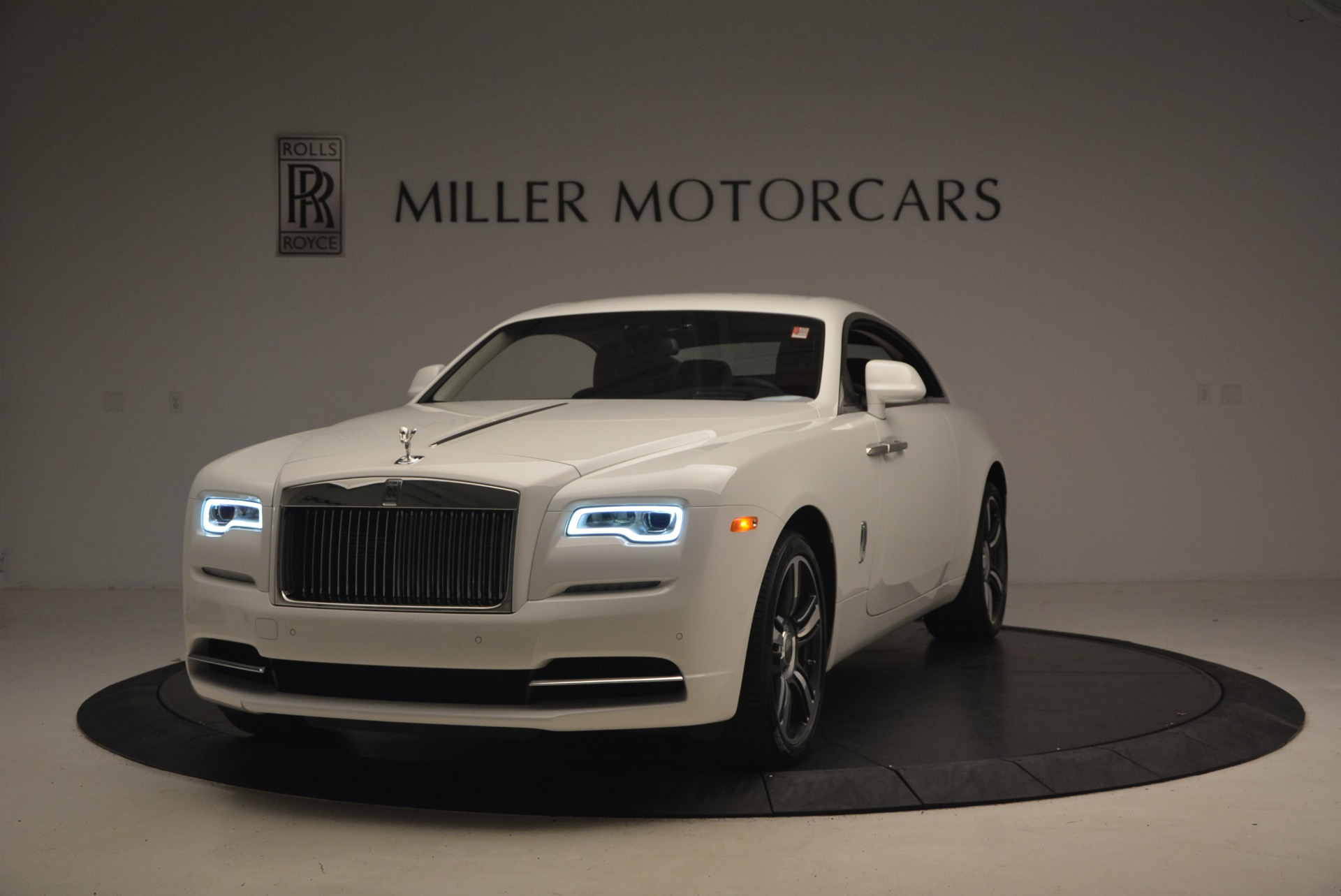 Used 2017 Rolls-Royce Wraith for sale Sold at Aston Martin of Greenwich in Greenwich CT 06830 1