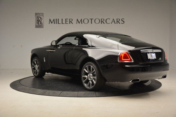 New 2018 Rolls-Royce Wraith for sale Sold at Aston Martin of Greenwich in Greenwich CT 06830 5