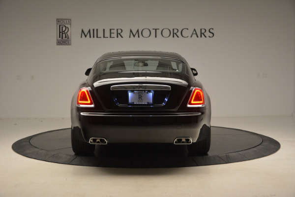 New 2018 Rolls-Royce Wraith for sale Sold at Aston Martin of Greenwich in Greenwich CT 06830 6
