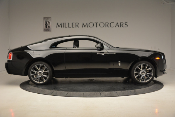 New 2018 Rolls-Royce Wraith for sale Sold at Aston Martin of Greenwich in Greenwich CT 06830 9