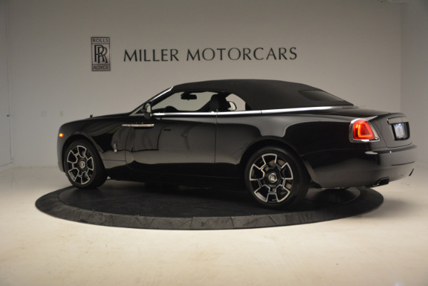 New 2018 Rolls-Royce Dawn Black Badge for sale Sold at Aston Martin of Greenwich in Greenwich CT 06830 16