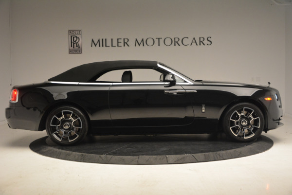 New 2018 Rolls-Royce Dawn Black Badge for sale Sold at Aston Martin of Greenwich in Greenwich CT 06830 21