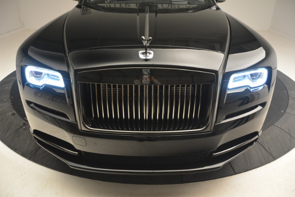 New 2018 Rolls-Royce Dawn Black Badge for sale Sold at Aston Martin of Greenwich in Greenwich CT 06830 26