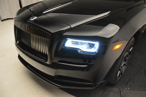 New 2018 Rolls-Royce Dawn Black Badge for sale Sold at Aston Martin of Greenwich in Greenwich CT 06830 27