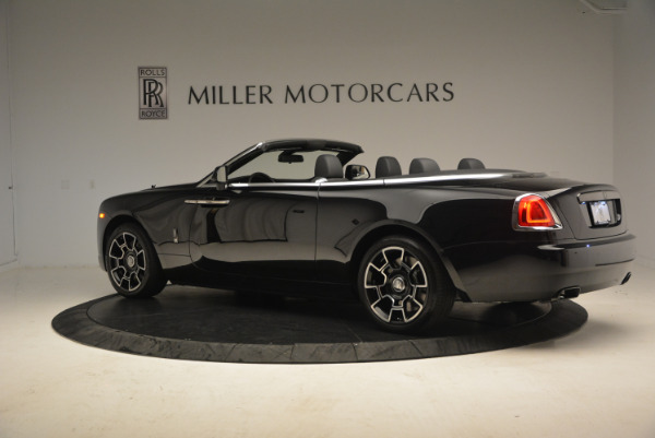 New 2018 Rolls-Royce Dawn Black Badge for sale Sold at Aston Martin of Greenwich in Greenwich CT 06830 4
