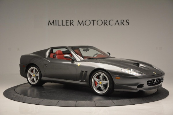 Used 2005 Ferrari Superamerica for sale $339,900 at Aston Martin of Greenwich in Greenwich CT 06830 10