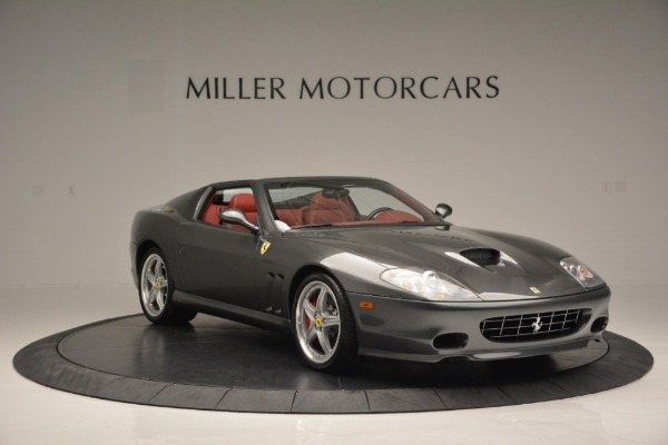 Used 2005 Ferrari Superamerica for sale $339,900 at Aston Martin of Greenwich in Greenwich CT 06830 11
