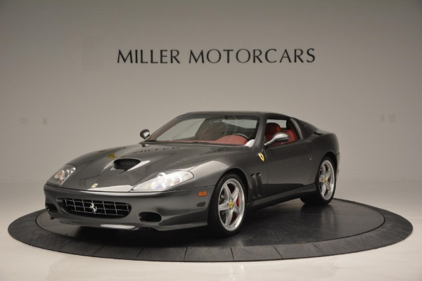 Used 2005 Ferrari Superamerica for sale $339,900 at Aston Martin of Greenwich in Greenwich CT 06830 13