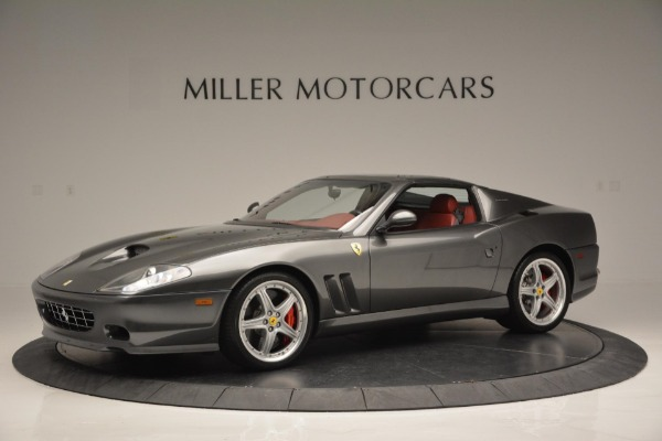 Used 2005 Ferrari Superamerica for sale $339,900 at Aston Martin of Greenwich in Greenwich CT 06830 14
