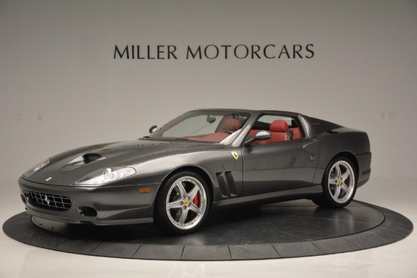 Used 2005 Ferrari Superamerica for sale $339,900 at Aston Martin of Greenwich in Greenwich CT 06830 2