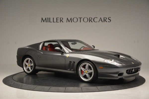 Used 2005 Ferrari Superamerica for sale $339,900 at Aston Martin of Greenwich in Greenwich CT 06830 22