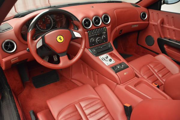 Used 2005 Ferrari Superamerica for sale $339,900 at Aston Martin of Greenwich in Greenwich CT 06830 25