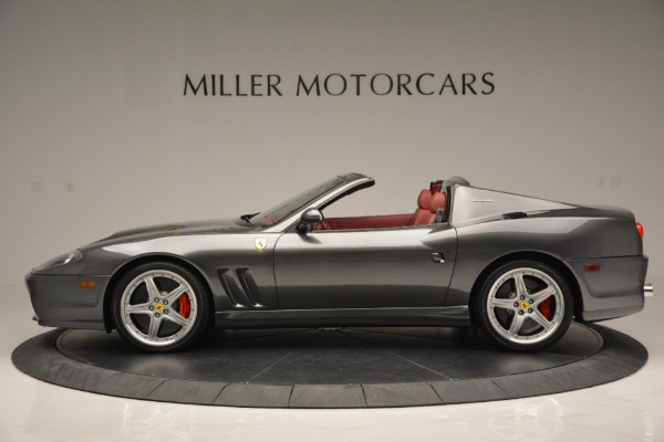 Used 2005 Ferrari Superamerica for sale $339,900 at Aston Martin of Greenwich in Greenwich CT 06830 3