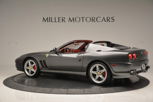 Used 2005 Ferrari Superamerica for sale $339,900 at Aston Martin of Greenwich in Greenwich CT 06830 4