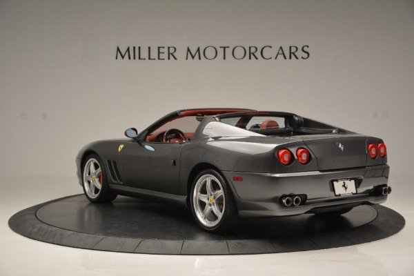 Used 2005 Ferrari Superamerica for sale $339,900 at Aston Martin of Greenwich in Greenwich CT 06830 5