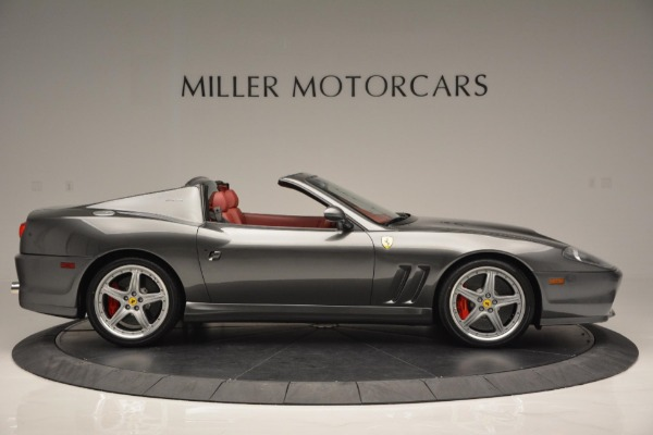 Used 2005 Ferrari Superamerica for sale $339,900 at Aston Martin of Greenwich in Greenwich CT 06830 9