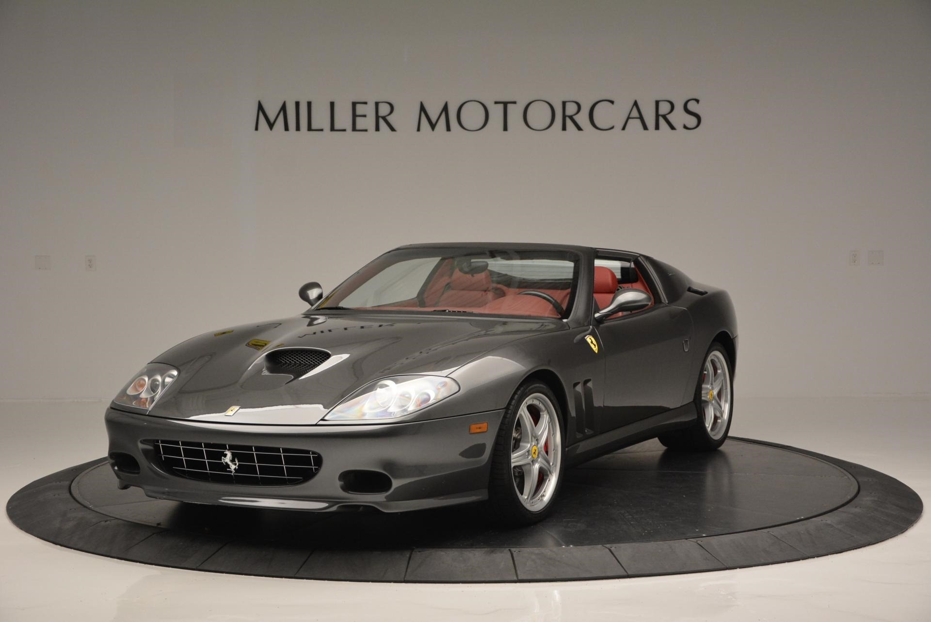 Used 2005 Ferrari Superamerica for sale $339,900 at Aston Martin of Greenwich in Greenwich CT 06830 1