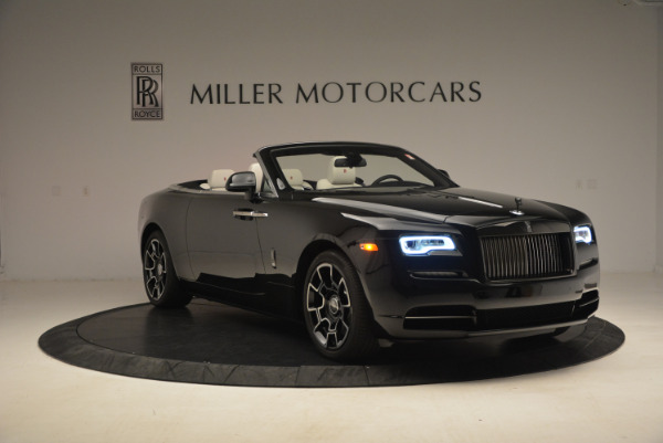 Used 2018 Rolls-Royce Dawn Black Badge for sale Call for price at Aston Martin of Greenwich in Greenwich CT 06830 11