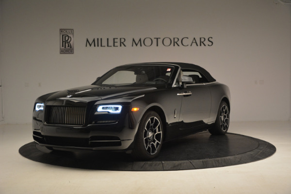 Used 2018 Rolls-Royce Dawn Black Badge for sale Call for price at Aston Martin of Greenwich in Greenwich CT 06830 14